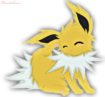 Jolteon by Ataro-Chan
