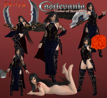 Castlevania Order of Ecclesia Shanoa by SSPD077 by faytrobertson
