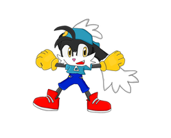 Klonoa by toskito2