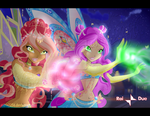 CP: 'Maybe it's just a dream...' by ashia2256