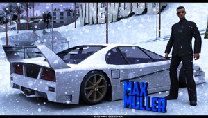 Max-Muller by DiegoGraphics