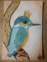 King Fisher by Carrie-AnneSevenfold