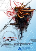 Assassins Creed Abstergo Agent by 666M666D666