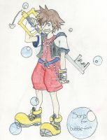 Sora for bubble-fan by kisapancake