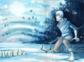 Jack frost grown up ! Yeah ! by Keidensan
