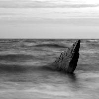 Standing stone by tilsley