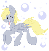 Derpy Hooves by Charlockle