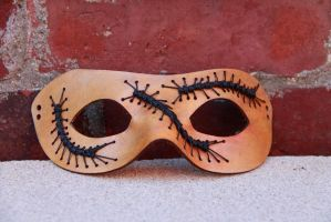 Centipedes Mask by DracoLoricatus