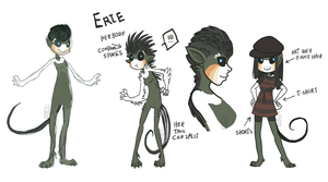 Erie by griffsnuff