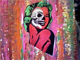 Marilyn by Animalism-of-a-manic