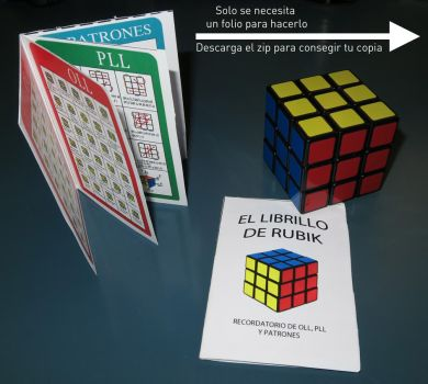 El librillo de rubik by Dragon181