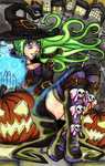 AoD - Witches Hollow GIF by Dyan-Syrius