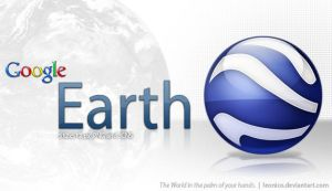 Google Earth icon by LeoNico