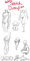 sketch dump by prussia-the-awehsome