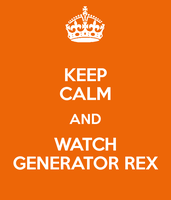 Watch Gen. Rex by ElTigre1Latino