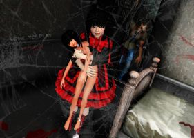 :: The Doll is Coming :: by tifany1988
