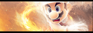 Mario - Fire Power by ChocoLinK