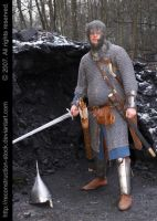 Old Russian Warrior Img. 012 by Reconstruction-Stock
