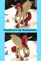 Fausticorn by Nsomniotic