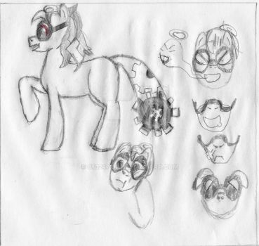 Tinker Toy Doodles by 073247132