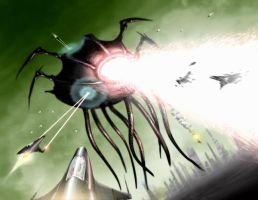 Alien Attack 'corrected' by Urzu6