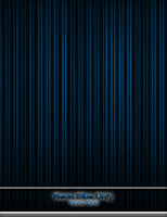 Neon Blue Only by donvito62