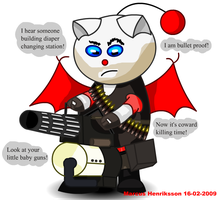 Moogle Fortress: Heavy by MoogleMage