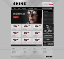 Shine sunglasses shop by prkdeviant