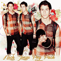 Pack png 212 Nick Jonas by MichelyResources
