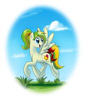 Summer Breeze by bigponymac