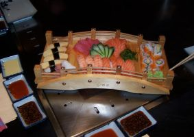 Sushi best food in the world by Seiken-Sama