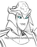 TFP Charity head shot by AXEL464