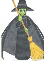 Wicked Witch of the West by animequeen20012003