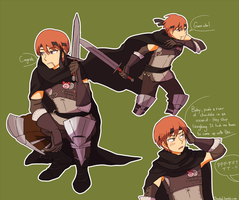 Gaius by sheebal