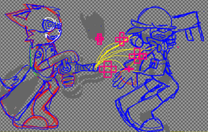 Medic and Soldier :WIP: by scifiEnchantress