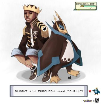 Imperial Sh*t (Chillin' Wit My Empoleon) by Antboy