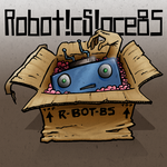 Bot in a box by RoboticSince85