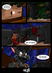 The Cats 9 Lives 6 - The Island of Dr. Morrow Pg48 by GearGades