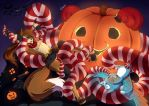 Trick and Treat by ratatula