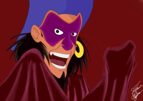 Clopin by naughtypriest
