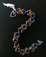 Florida Gator Barbed Wire by CharmingChains