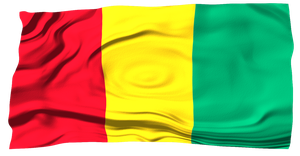 Flags of the World: Guinea by MrAngryDog