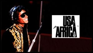 MJ - USA for Africa by shyangell