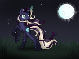 Mlp Dta entry by MidnightSketches
