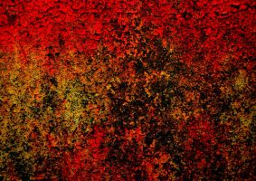 Really Red Rust Texture by RavenMaddArtwork