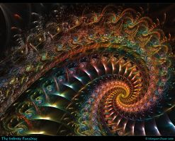 The Inifinite Paradise by Alterren