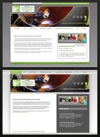 LVTC web site by neverdying