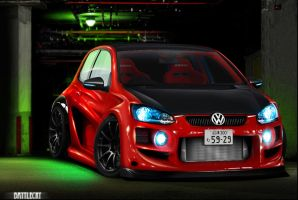 VW Golf Gti by Battle-Cry-TR