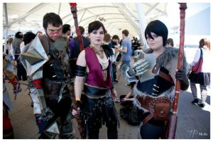 Dragon Age Cosplays by GraceyDarling