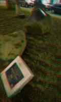 Stereo anaglyph photo Barva 04 by otas32